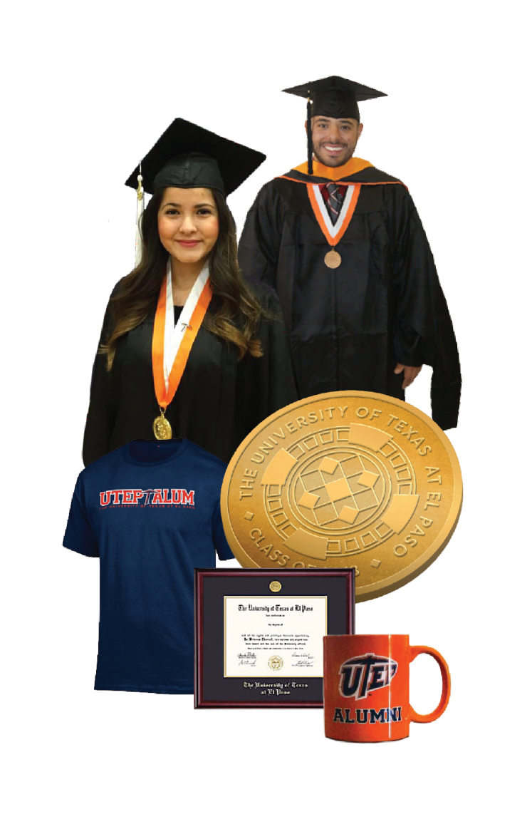 UTEP Commencement Corner - The University of Texas at El Paso